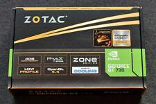 ZOTAC Nvidia GeForce GT 730 Grafikkarte, TOP!