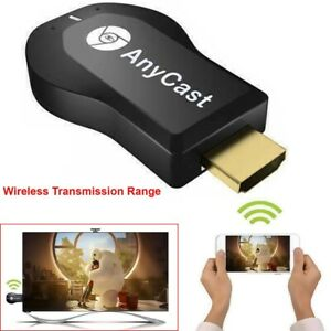 USB Anycast Smart Media Player TV Stick Google Dongle Mira Cast Mac 1080P UK