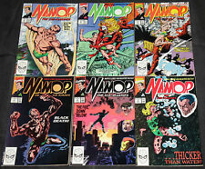 Marvel NAMOR THE SUB-MARINER 96pc Count Mid Grade Comic Lot FN-VF Fantastic Four