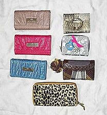 4 RIVER ISLAND PURSES, 1 FAITH, 1 CLAIRES, 1 NEXT, LOVELY QUALITY WALLET FOR C/C