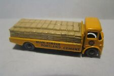 Lesney Matchbox MOKO 51 Albion Chieftan Orange/Yellow GPW 1958