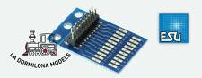 ESU 51967 21MTC adapter board (for LokPilot/LokSound V3.0, V4.0 & 5.0 )