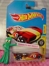 SKY DOME #150✰burnt red/yellow;1✰Experimotors✰2017 i Hot Wheels Case G/H