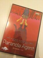 Dvd PARANOIA AGENT   manga (EPISODIO 1 AL 6)el chico del bate