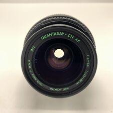 Quantaray-CN Multi-Coated F=35-80mm 1:4-5.6 Q52 AF Lens