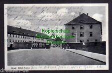 119534 AK Kassel Wittich Kaserne 1941 Feldpost grüner Briefstempel