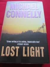 MICHAEL CONNELLY - LOST LIGHT - 2003 ORION 1ST HB