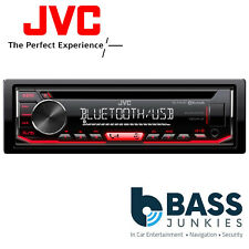JVC KD-R771BT Car Stereo Radio Bluetooth CD USB AUX In MP3 iPhone Android Player