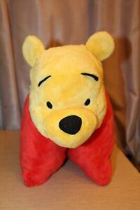 """DISNEY PARKS Authentic Original Winnie The Pooh Bear Pillow Pet Plush  20"""" x 14"""""""