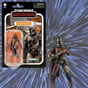 The Mandalorian Vintage Collection Star Wars 3.75-Inch Action Figure *IN STOCK
