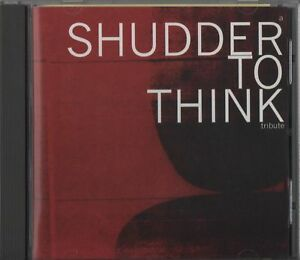 Shudder To Think Tribute (CD 2003) Covers Yeast Mico Springhill Casket Lottery