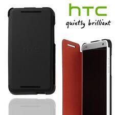 Official HTC One M8 Mini Double Dip Flip Case Slim Premium Folio Stand Cover