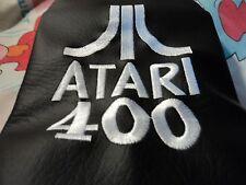 Atari 400/Custom Dust Cover/White Logo