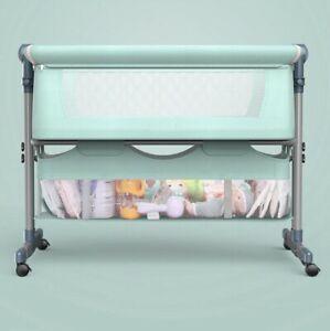 Bedside Sleeper Easy Folding Portable Crib for infant