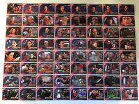Star Trek DS9 Deep Space Nine Skybox Complete (100) Trading Card Set 1993
