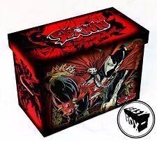 Large Comic Book Hard Box MDF Spawn