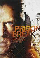 Prison Break: Season 3 [DVD] [Region 1] [NTSC] -  CD NMVG The Fast Free Shipping