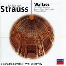 Vienna Philharmonic Orchestra - Waltzes - Eloquence - CD