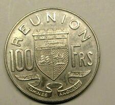 REUNION  100 FRANCS  1964  FDC  RARE a saisir !