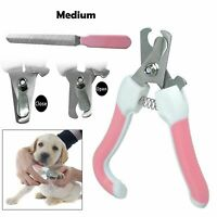 Large Nail Clippers Pet Cat Dog Rabbit Sheep Animal Claw Trimmer Grooming New