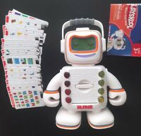 Playskool ALPHIE Robot Interactive Talking Toy Educational Learning Gift 2009