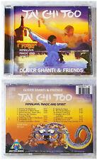 OLIVER SHANTI & FRIENDS Tai Chi Too .. 1996 Sattva Goldfarbene Club-Edition CD