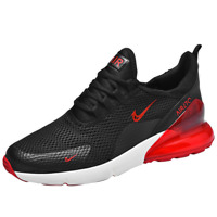 Men's Flyknit Air Sneakers Breathable Casual Sports Athletic Max Running Shoes