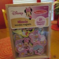 Melissa +Doug Minnie Mouse Magnest set,NIB