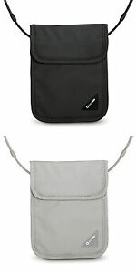 Coversafe™ Tm X75 Neck Pouch From Pacsafe Protector With High Sicherheitsstand