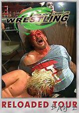 Major League Wrestling: Reloaded Night 2 DVD, ECW MLW Terry Funk Steve Corino