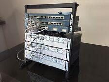 Cisco CCNA CCNP HOME LAB KIT 3x 2821 IOS 15.1, 1x 3550 IOS 12, 2x 2950 IOS 12