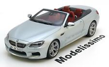 1:18 Paragon BMW M6 F12 Convertible 2012 lightblue-metallic
