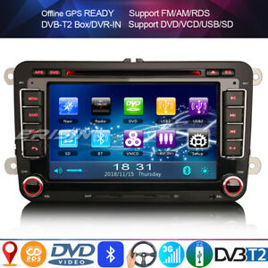 Autoradio GPS For touran golf 5 6 passat tiguan Tiguan jetta Seat Skoda CD RDS
