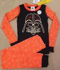 Nwt Glow In The Dark Hanna Andersson 18-24M Pajamas Long Johns Star Wars
