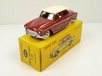 EOUB voiture 1/43 réédition 558 DINKY TOYS DeAgostini : SIMCA Aronde P 60