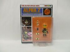 2011 4 FOUR HORSEMEN THE OUTER SPACE MEN SERIES 4 ALPHA 7 MAN FROM PLUTO MOC