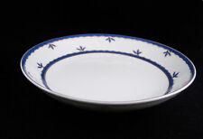 Limoges France Medard De Noblat Merida Bleu Coupe Soup/Cereal Bowl