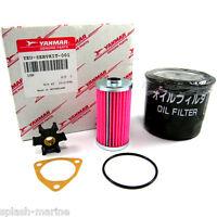 GENUINE YANMAR MARINE 1GM10 (9hp / 1-Cylinder) SERVICE KIT - SK-MARINE-001