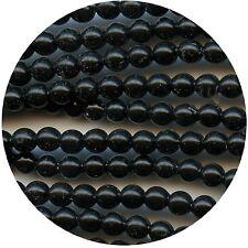 "5810/3/MB**""CRYSTAL PEARLS"" SWAROVSKI RONDES 3mm MYSTIC BLACK*x40"