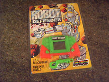 ROBOT DEFENDER HI-TECH LCD GAME NEW OLD STOCK SEALED