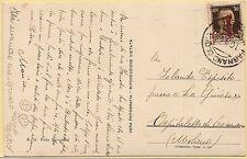 10.09.1944 Cartolina illustrata da Fagnano Olona per Cormano