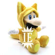 Super Mario BROS. LUIGI Fox Plüsch Fox Lenkrad new Plush DS Herrenhaus 2 raccoon