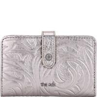 The Sak PYRITE LEAF Silverlake Leather Wallet