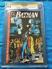 Batman #441 - DC - CGC SS 9.0 - Signed by George Perez