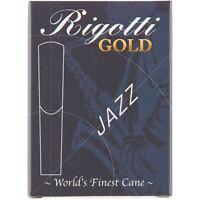Rigotti Gold Alto Saxophone Reeds Strength 2.5 Light
