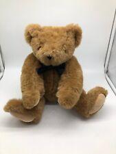 The Vermont Teddy Bear Co. Black Bow Tie