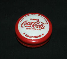 Genuine Russel Coca Cola Championship 1964, Better with Coke Yo Yo
