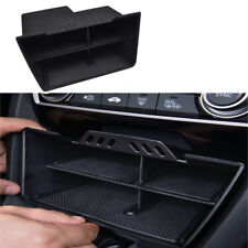 Car Console Central Multifunction Storage Box Fit For Honda Civic 2016-2018 ABS