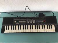 80er 90er Casio Casiotone MT-205 Vintage Synthesizer Keyboard - sehr guter Zust.