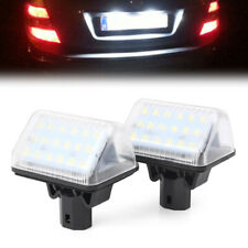 LED Number License Plate Lightx2 Fit Mazda CX-5 CX-7 Speed6 Xenon White Rear Car